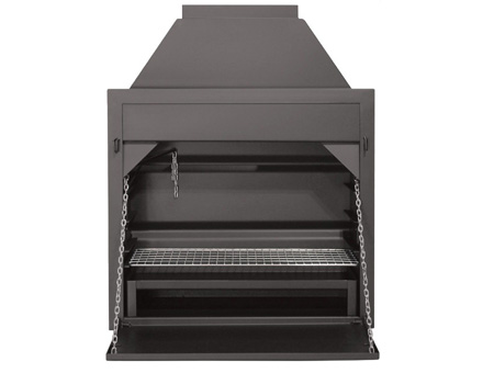 Jetmaster Built-in Barbecue Contractor 800