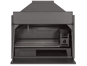 Jetmaster Built-in Barbecue Deluxe 1200