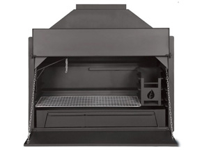 Jetmaster Built-in Barbecue Super Deluxe 1200