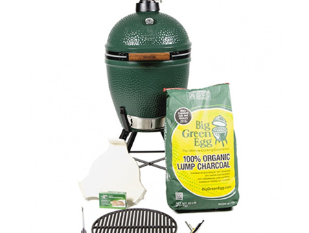Small Stand Bundle Big Green Egg