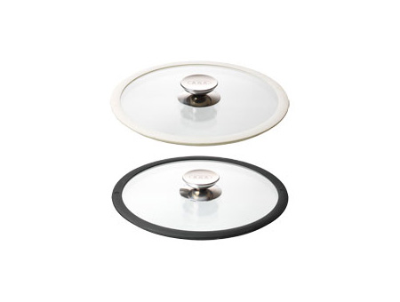 Aga Berndes Glass Lid with Silicone Rim