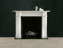 Chesneys Acanthus Fireplace