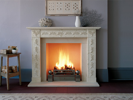 Chesneys Coral Fireplace