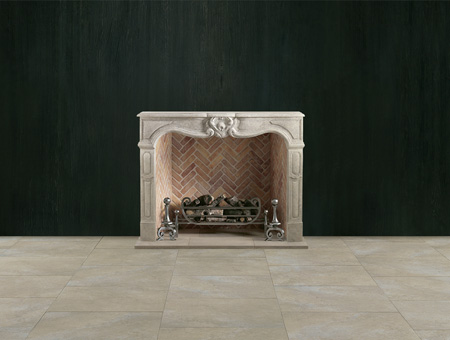 Chesneys Provencale Fireplace