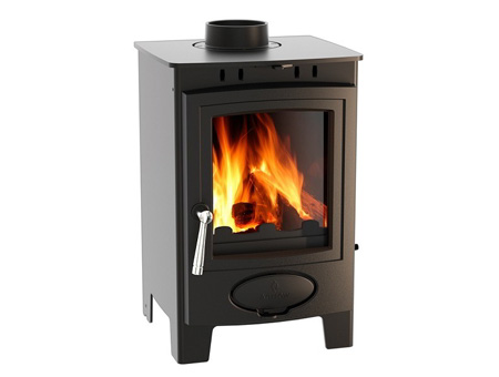 Aarrow Ecoburn Plus 4 multi fuel / wood burning stove