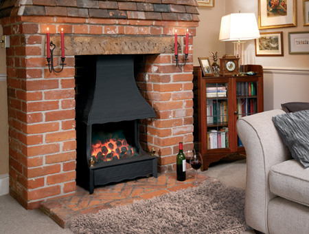 Aga Rembrandt multi fuel / wood burning stove