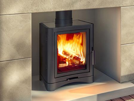 Broseley Evolution 26 Boiler wood burning stove | Broseley stoves UK