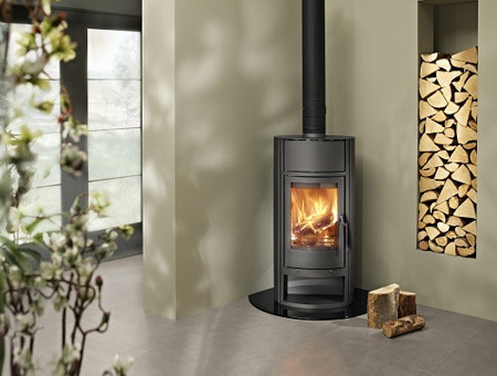 Broseley eVolution 8 boiler wood burning stove | Broseley stoves UK