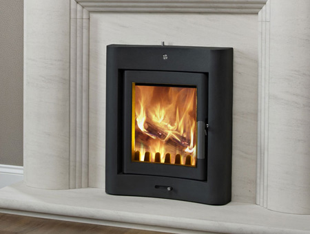 Broseley Stoves - Broseley Evolution Inset 4 Stove