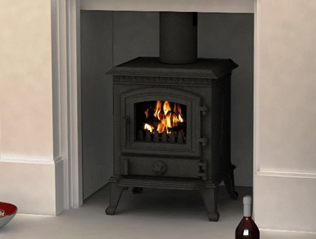 broseley york petite wood burning stove