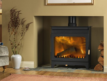Burley Wakerley wood burning stove