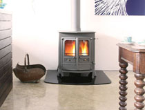 Country 16B Multi Fuel Boiler Stove