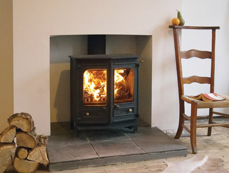 COUNTRY WOOD BURNING STOVES - Stoves and ovens