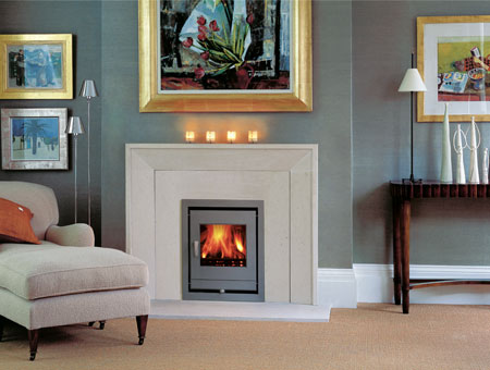 Chesneys Apollo 4kW wood burning stove