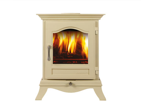 Chesneys Belgravia 4kW wood burning stove