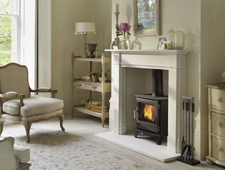 Chesneys Salisbury 5kW wood burning stove