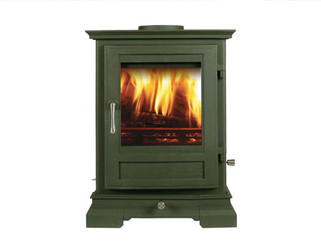 Chesneys Shipton 6kW multi fuel stove