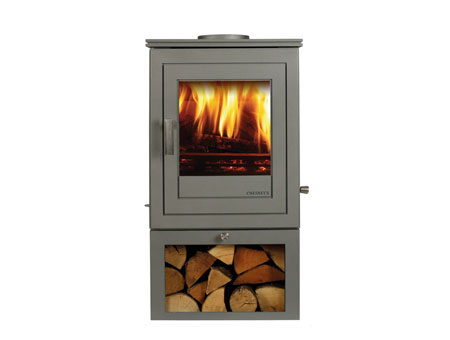 Chesneys Shoreditch LS 6kW multi fuel stove