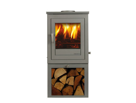 Chesneys Shoreditch XLS 6kW multi fuel stove