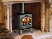 Cleanburn Lovenholm Traditional wood burning stove