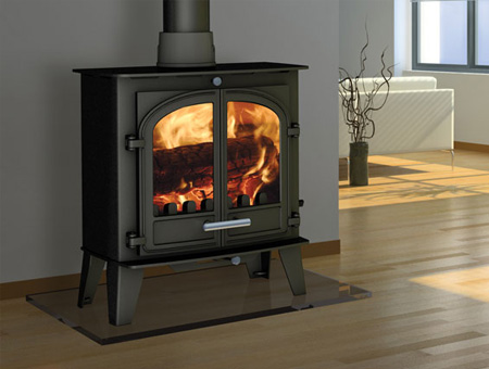 Cleanburn Sonderskoven Traditional Wood Burning Stove