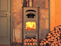 Clearview Stoves - Clearview Pioneer Oven