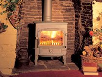 Clearview Stoves - Clearview Vision 500 Stove
