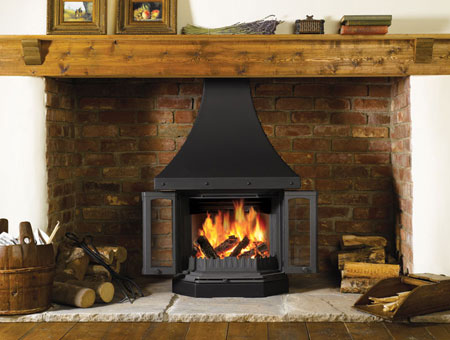 Dovre Stoves - Buy Dovre woodburning stoves and multi fuel stoves UK