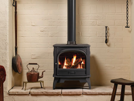 Dovre 425 Gas Stove | Dovre stoves UK
