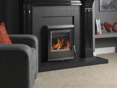 Esse 350 SE multi fuel / wood burning stove
