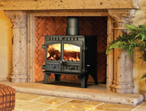 Hunter Herald 8 Central Heating Boiler Stove