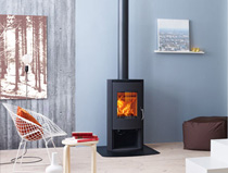 ild 1 Wood Burning Stove