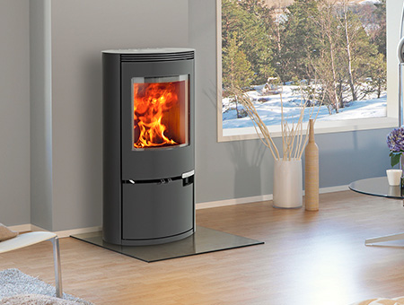 ILD 7 Wood Burning Stove