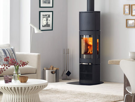 Jotul F 371 High Top wood burning stove