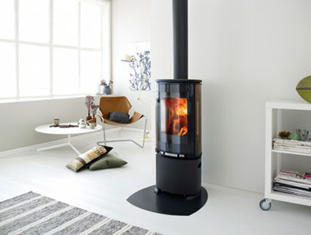 Jotul F 374 wood burning stove