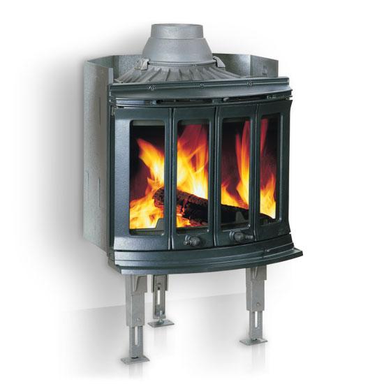 Jotul I 80 Maxi Harmony Insert Wood Burning Stove Jotul
