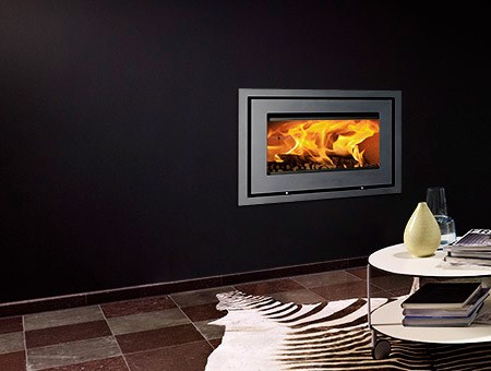 Lotus H370 Petite Insert wood burning stove