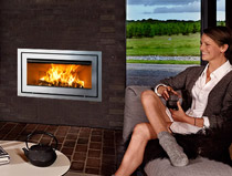 Lotus H470 WR Insert Wood Burning Stove