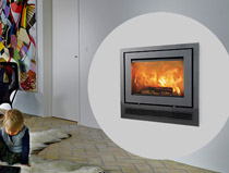 Lotus H570 Air Insert Wood Burning Stove
