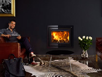 Lotus H570 Magic Insert Wood Burning Stove