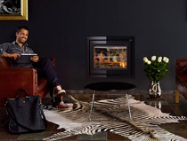 Lotus H570 T Magic Insert Wood Burning Stove