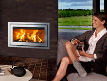 Lotus H570 WR Insert Wood Burning Stove