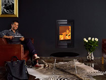 Lotus H700 Magic Insert Wood Burning Stove