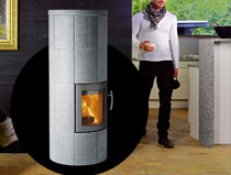 Lotus M2 Wood Burning Stove