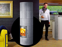 Lotus M3 Wood Burning Stove