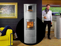 Lotus M4/M9 Wood Burning Stove