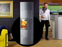 Lotus M4 Wood Burning Stove