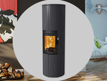 Lotus Maestro Indian Night Wood Burning Stove