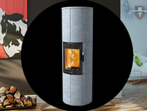 Lotus Maestro Magic Door Stove