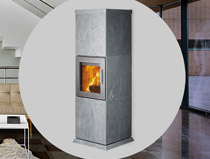 Lotus QM 2 Wood Burning Stove